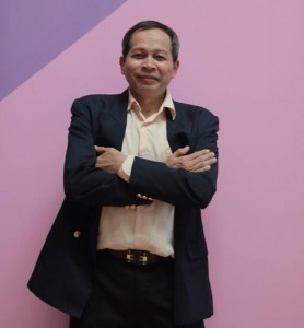 Assoc. Prof. Dr. Chairat Siripattana, Lecturer of the School of Engineering and Technology Walak University