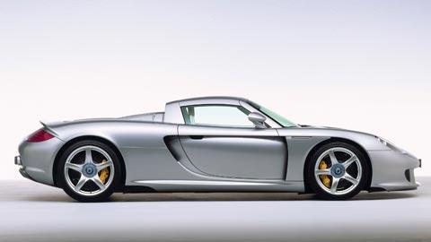 Porsche Carrera GT. Se non visualizzi correttamente l'immagine prova a ricaricare la pagina