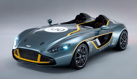 Due concept un po' troppo simili?? [Aston Martin CC100 – Caterham AeroSeven – Jaguar F-Type Project 7]