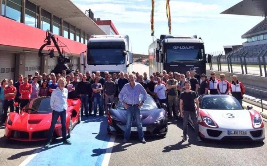 The Grand Tour – Dopo 2 anni di attesa il vero Top Gear è finalmente tornato!!