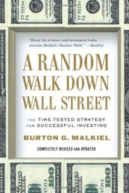 A Random Walk Down Wall Street: The Time-Tested Strategy for Successful Investing by Burton G. Malkiel