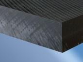 black acetal sheet