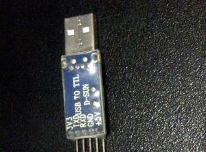 Hardware for Serial Communication: (Serial Communication of Microcontrollers with Computer)