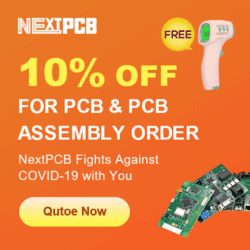 10% off for PCB Assembly order
