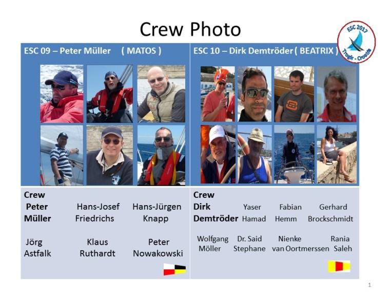 Crew Photos Peter Müller   Dirk Demtröder