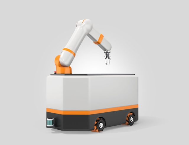 Battery requirements for next gen mobile robots