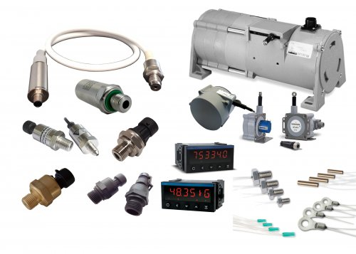 Pressure sensors, temperature probes and cable extension transducers significantly expand Positek Limited product range