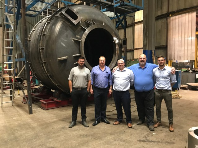 Yorkshire engineering firm commissioned by global company to deliver major upgrades to London manufacturing plant
