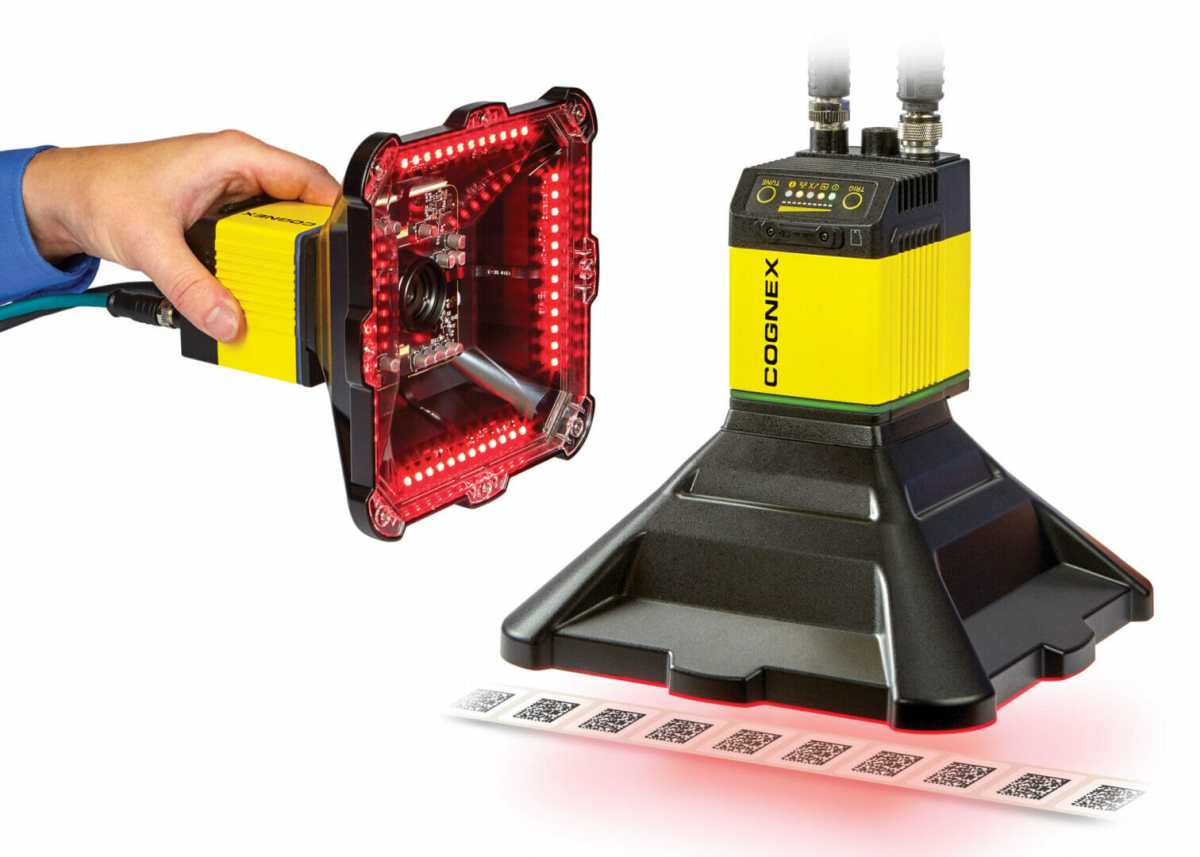 100% Accurate Barcode Verification with New Inline Barcode Verifier from Cognex