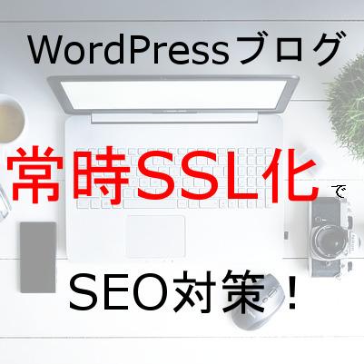 運用中のブログもHTTPS化してSEO対策!WordPressブログを常時SSL化するためにやること一覧