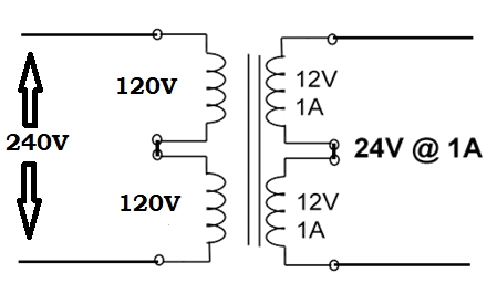 Wiring Transformers In Parallel Furthermore Primary