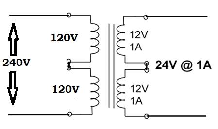 Voltage Transformer Diagram : 27 Wiring Diagram Images
