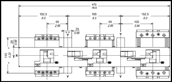 Medium voltage switchgear testing principles (mechanical