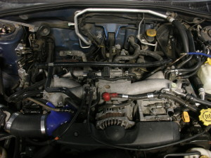 2003 WRX without intercooler