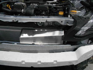 BRZ/FR-S Intake air diverter