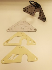 Prototype brackets