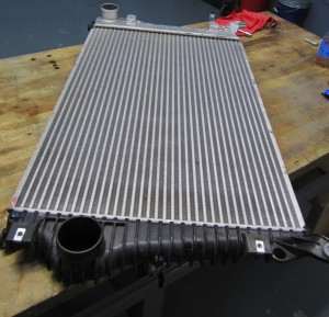 Factory LML intercooler