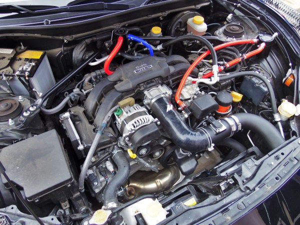 Mishimoto 2013+ Subaru BRZ / Scion FR-S Direct-Fit Baffled Oil Catch Can System, Part 3: Prototype 2 Development