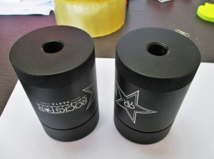 Mishimoto Rockstar Baffled Oil Catch Can prototype