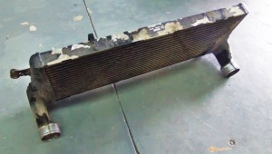 Cummins factory intercooler