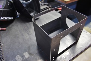 Airbox fabrication