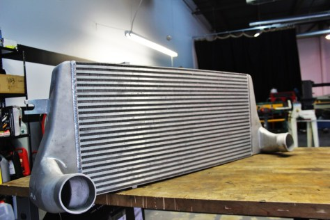 Mishimoto Cummins intercooler