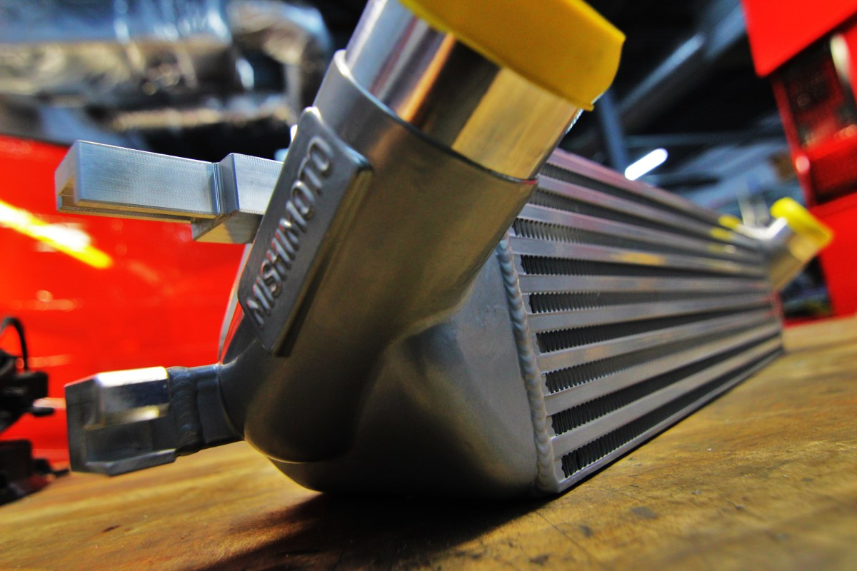 Drop Intake Temperatures. Drop Track Times. Drop Jaws. The Ultimate Guide For Intercooler Selection!