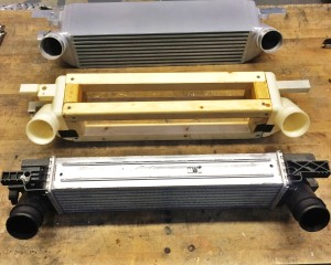 Mishimoto intercooler progression