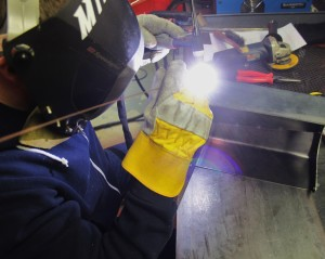 Airbox lid fabrication