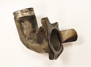 Factory Powerstroke intake elbow