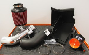 Mishimoto Honda Civic Si final prototype parts