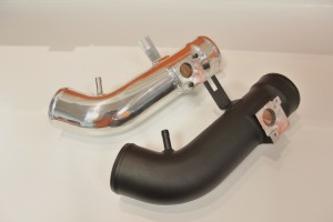 Mishimoto Civic Si intake pipe final prototype