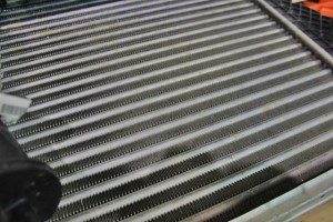 Factory Ford F150 EcoBoost intercooler core