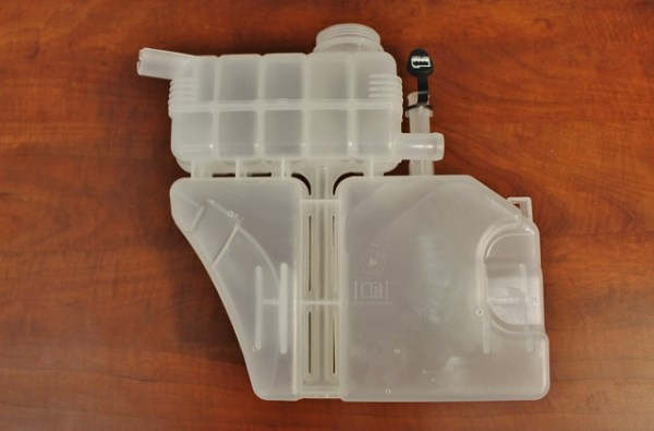 Stock 2016 Camaro coolant expansion tank