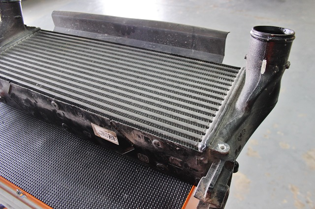 Factory Dodge Ram intercooler