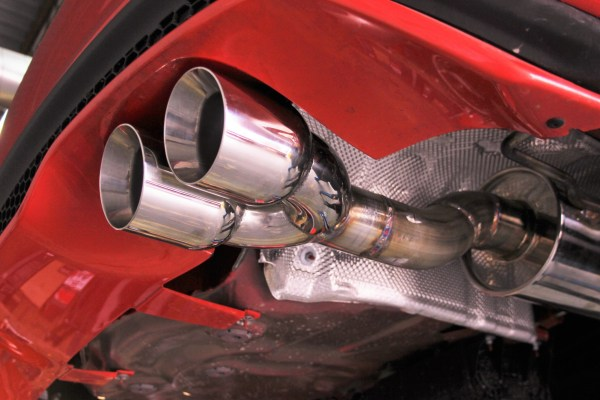 Turn Up the Volume – Cat-Back Exhaust R&D, Part 4: Final Prototype
