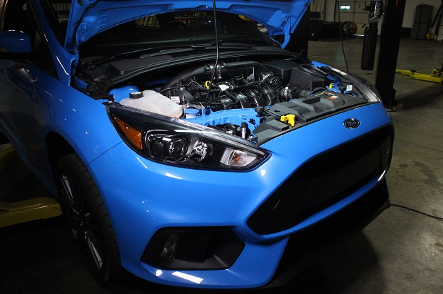 Focus ST Catch Can R&D