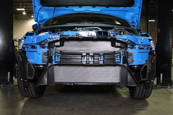Stock Focus RS front end