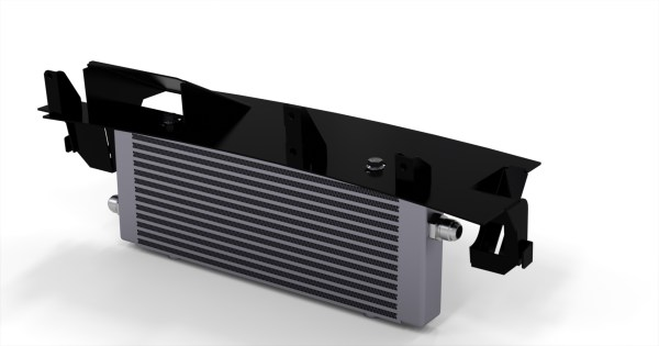 Mishimoto Focus RS oil cooler