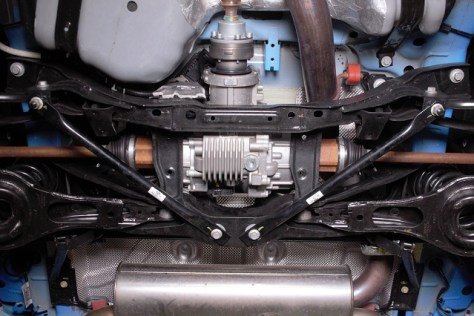 Focus RS rear differential