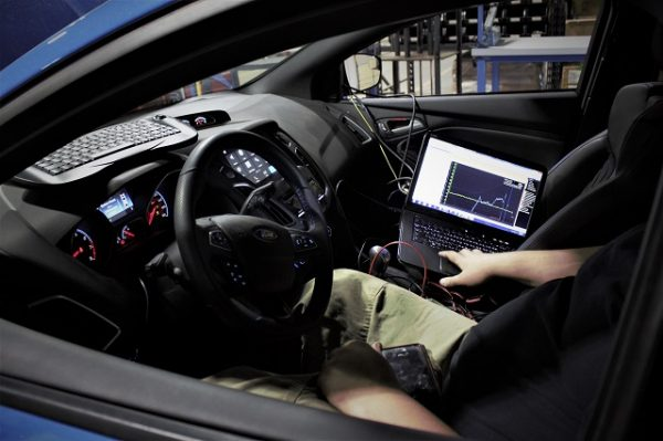 This RS was laced with monitoring systems to capture every facet of the performance