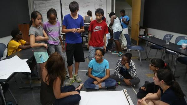 Middle School Stem Summer Programs