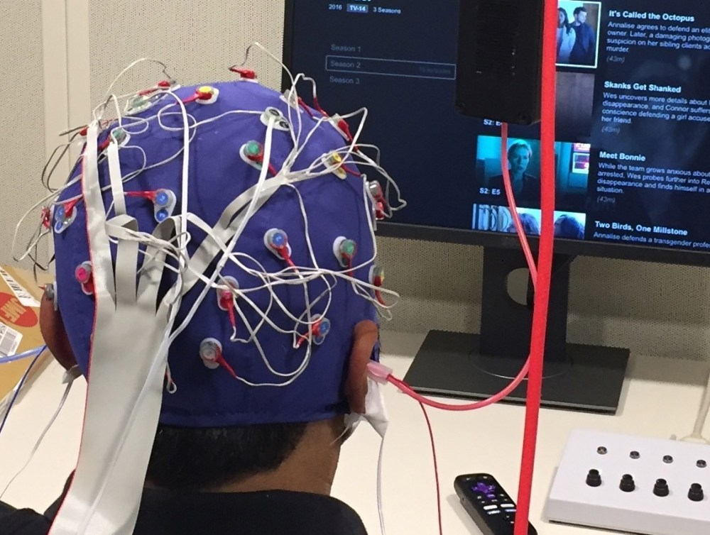 medium resolution of ayeeshik at work neuroscience equipment being used