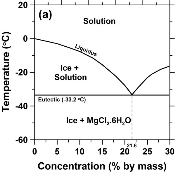 Interaction of Chloride-based Deicing Salts with Concrete