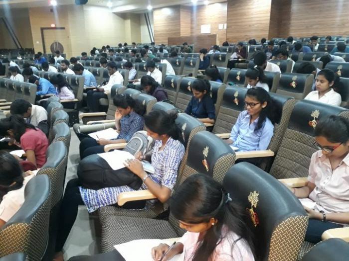 saraswati college auditorium