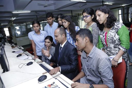 saraswati college computer dept