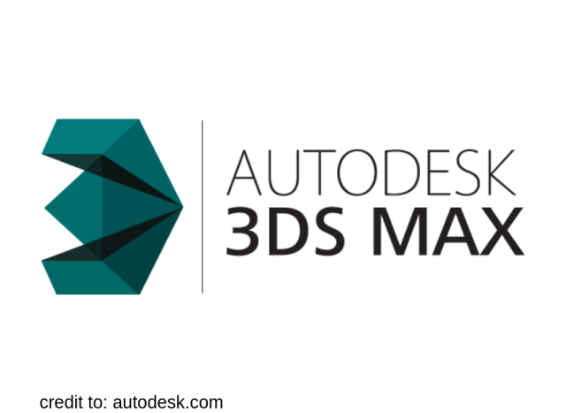 cutting-edge rendering tool 3DS max