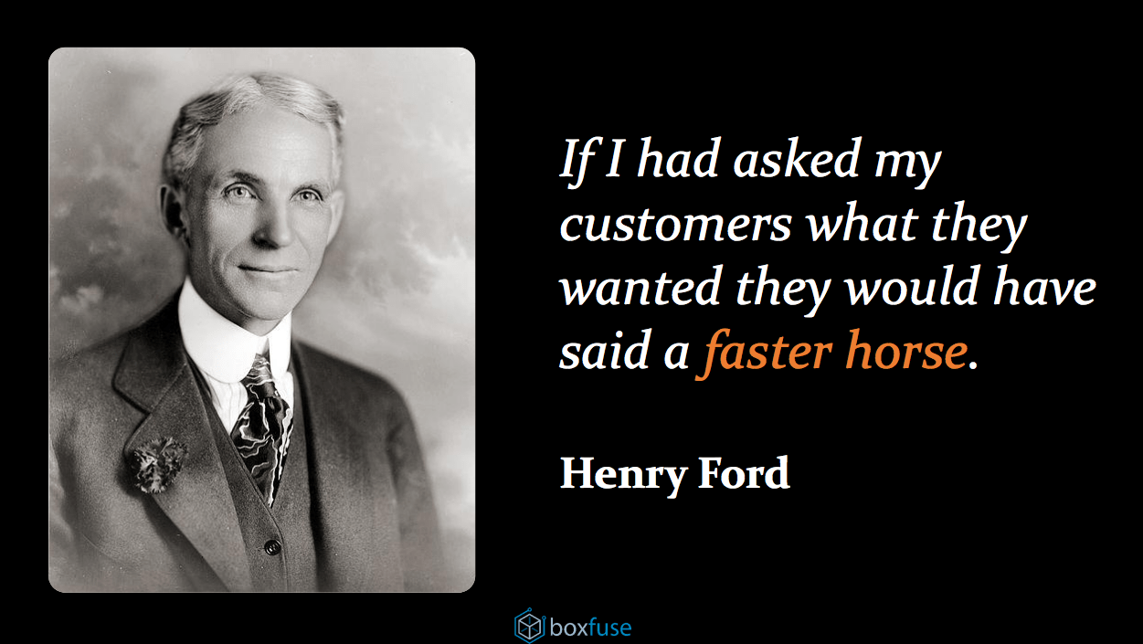 Ford Quote Henry Ford Quote On Faster Horses Picture