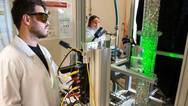 Nuclear Engineering Texas & University