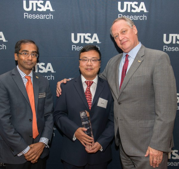 Excellence In And Discovery Recognized Utsa